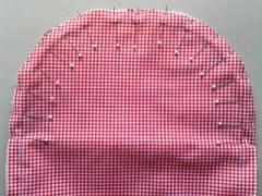 カーブのミシン縫い01