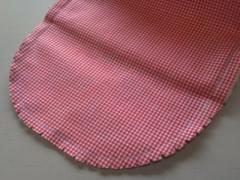 カーブのミシン縫い02