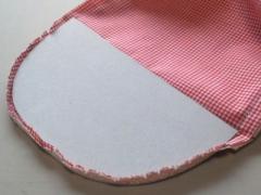 カーブのミシン縫い03