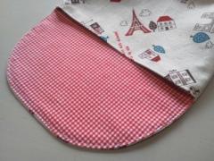 カーブのミシン縫い04