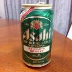 アサヒ40%オフ麦芽100%ビール