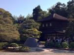 2015年京都銀閣寺その6