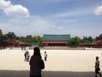 2015年京都平安神宮その1