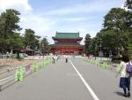 2015年京都平安神宮その3