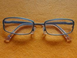 眼鏡を新調しました。