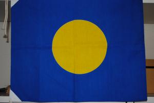 パラオ共和国国旗