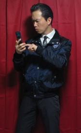 仮面ライダードライブ_本願寺課長のコスプレ_5