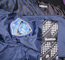 本願寺コスに使用したバンダイファッションネットの公式ライセンス商品