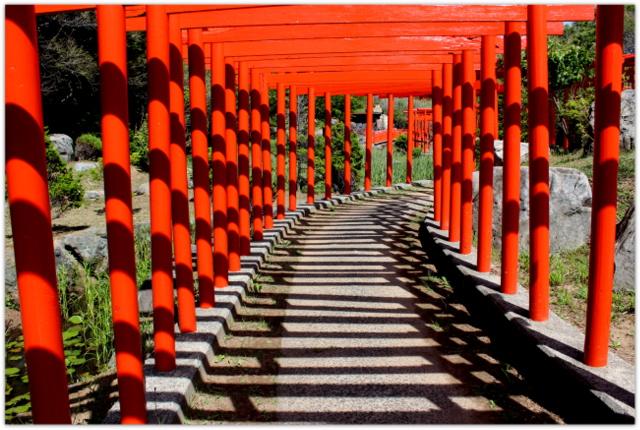 青森県 観光 つがる市 高山稲荷神社