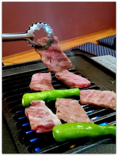 青森県 むつ市 下北グルメ 村おこし酒蔵 どんどこどん 東通産和牛カルビ焼き肉