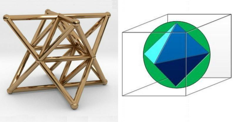 マカバと正四面体