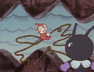 アンパンマンとまほうのロープ