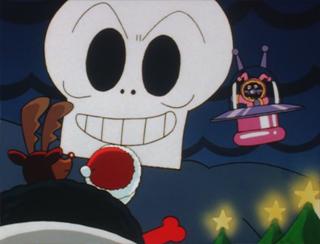 アンパンマンとブラッククリスマス(前編)