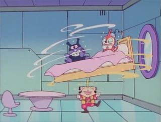 回転ベッド(物理