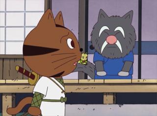 ネコジャラシ先生のしっぽもふもふ