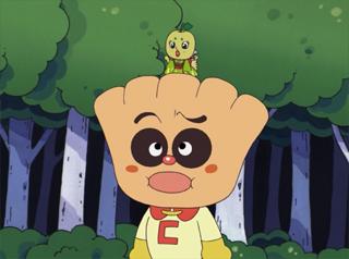 クリームパンダとゆず姫