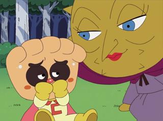 ドリアン王女とクリームパンダ