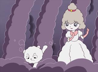 モクモク女王は天使