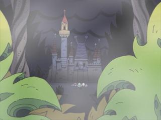 どんぶりまんトリオとなぞの森