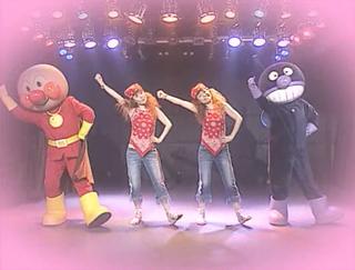 アンパンマンのダンス・ダンス・ダンス