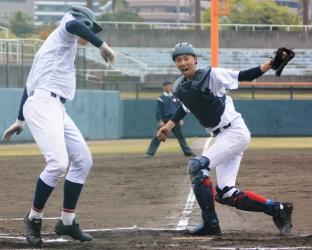 150327-8松陽本塁アウト_035