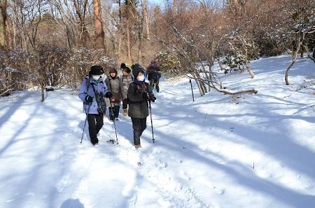 008m雪の赤城自然園