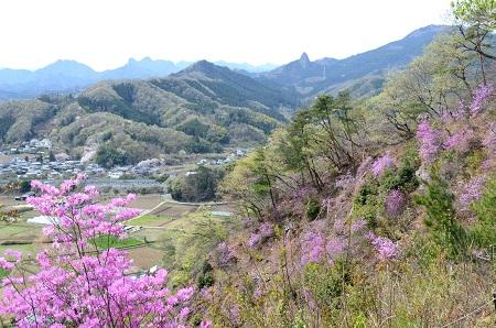 235山道からの風景