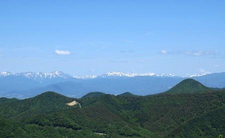 030谷川岳や苗場山