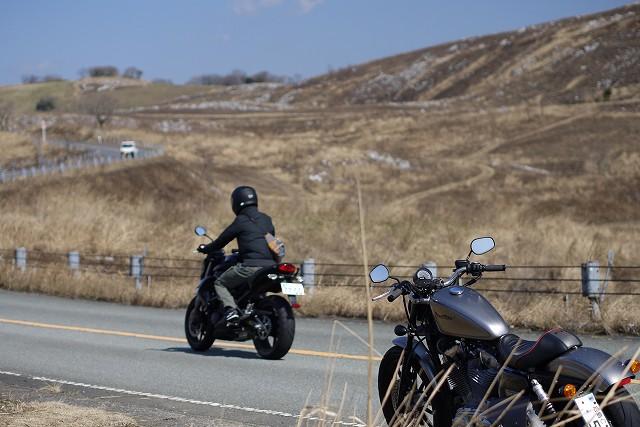 s-13:28走行バイク