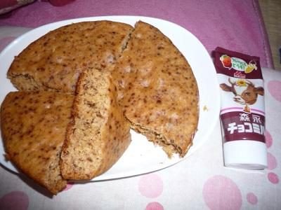 味噌蒸しパン