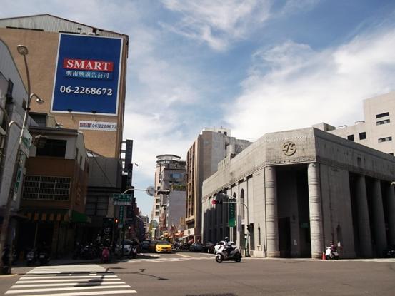 旧日本勧業銀行台南支店