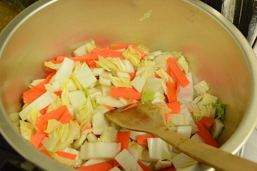 雉ワンタン野菜20150107