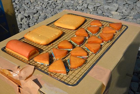 チーズ他20150307