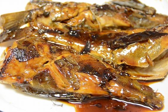 イサキ煮つけ20150506