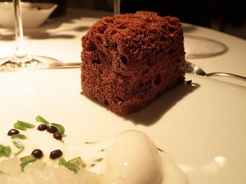 チョコケーキ20150513