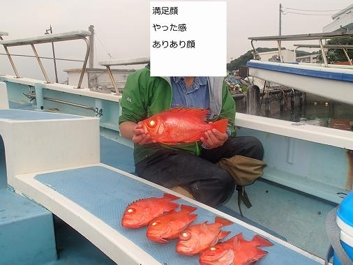 チカメ釣果20150617