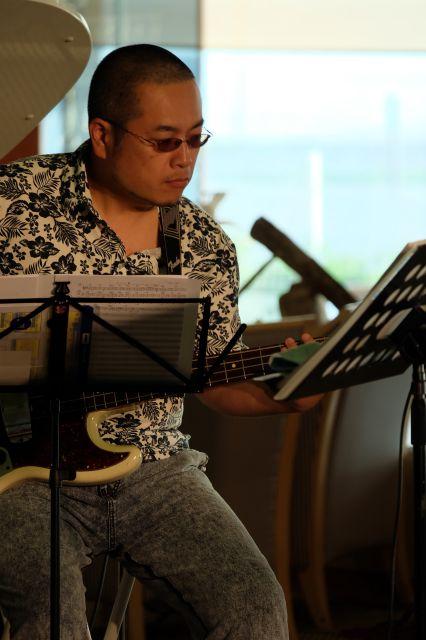 Aki&Yano@伊良湖ロビーコンサート4