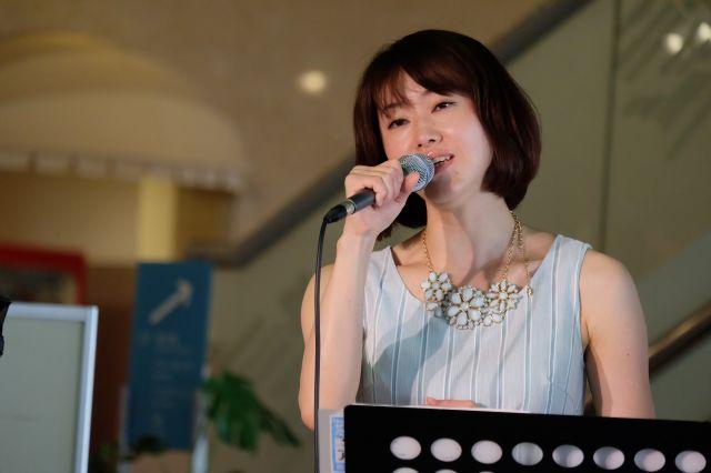 Aki&Yano@伊良湖ロビーコンサート5