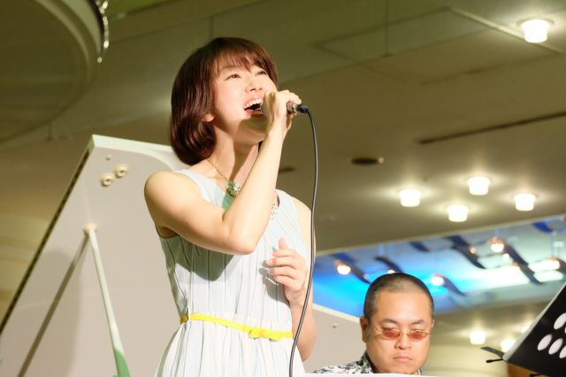 Aki&Yano@伊良湖ロビーコンサート6
