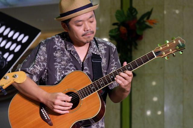 Aki&Yano@伊良湖ロビーコンサート7