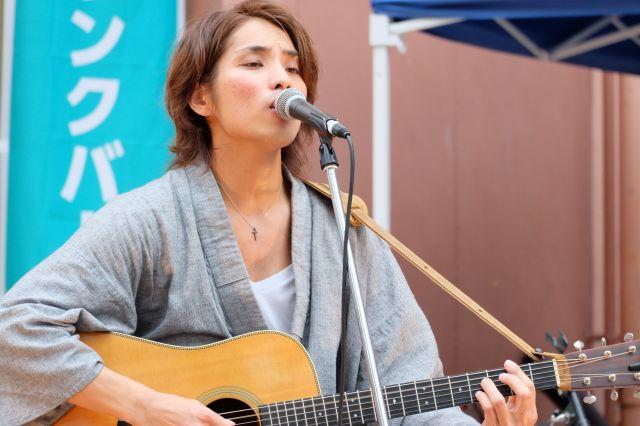 第62回七夕夏祭り2014 しゃべり場ナイト ライブ2