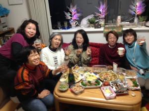 2014 Maki's 忘年会