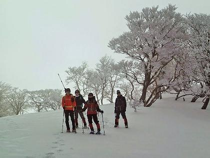 20141230御池岳01