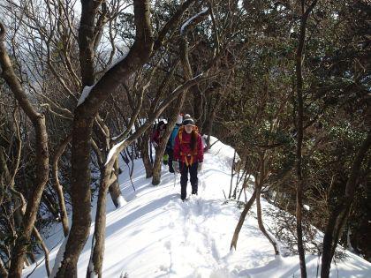 20150211鎌ヶ岳02