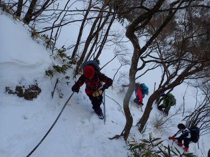 20150211鎌ヶ岳05
