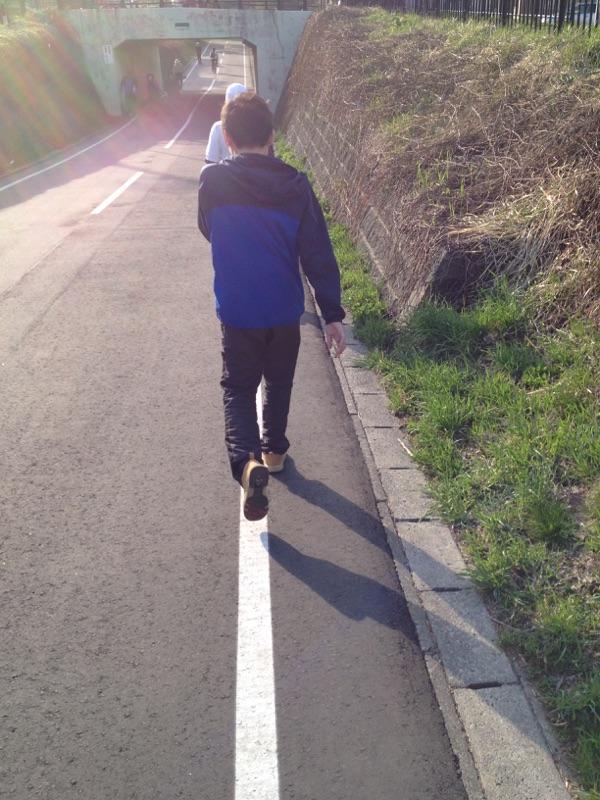 翔サイクリングロード