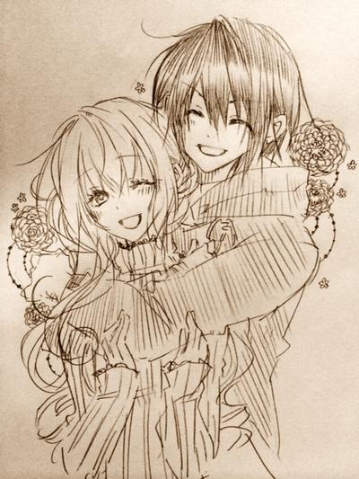 スイちゃん&コウヤくん♡