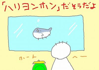 魚類にもいた