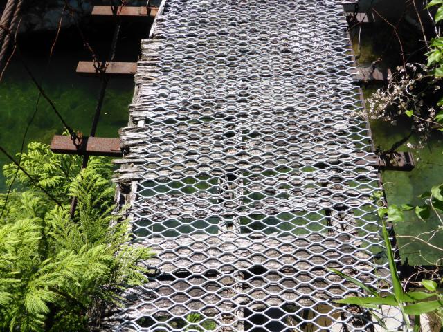宮地の吊橋3