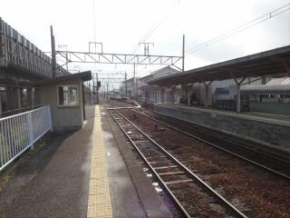 近江鉄道豊郷駅